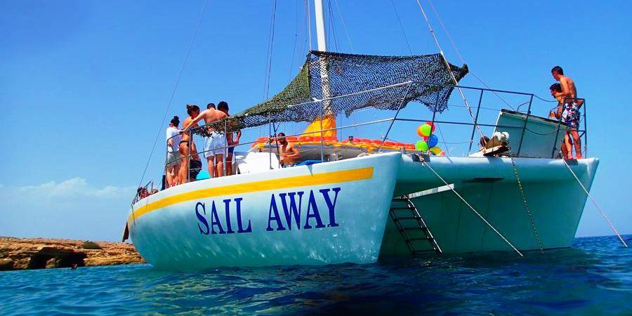 Cruise Catamaran